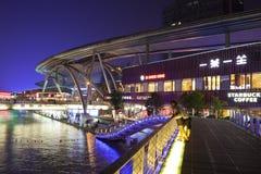 Yuanrong kvadrerar skyväggen Royaltyfria Foton