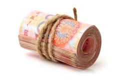 100 yuans Stock Foto