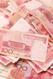 100 yuans Photo libre de droits