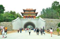 Yuantong gate Royalty Free Stock Photos