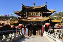 Yuantong Temple Stock Photography