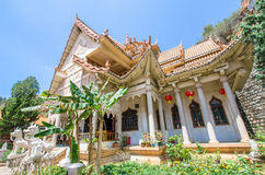 Yuantong Temple is the most famous Buddhist temple in Kunming, Yunnan province, China. Stock Photo