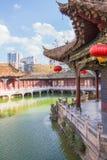 Yuantong Temple Yunan China Royalty Free Stock Photos