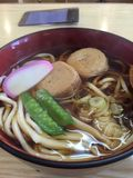 Yuba udon royalty free stock image