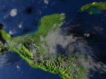 Yucatan on planet Earth Stock Photography