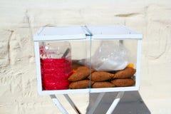 Yucatecos mayan voedsel van Kibis van Mexico royalty-vrije stock afbeeldingen