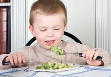 Yuck Nahrung Lizenzfreies Stockbild