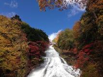 Yudaki-Wasserfall Stockfoto
