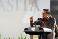 YUDHOYONO SOFT LAW POLICY ON DEATH PENALTY SENTENCE Stock Photo