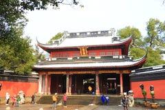 Yue Fei's Temple Stock Photos