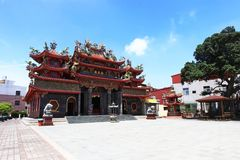 Yue Fei Temple. The Yue Fei Temple or commonly known in Chinese as Yuewang Temple is a temple built in honor of Yue Fei, a general of the Southern Song dynasty Stock Photos