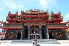 Yue Fei Temple. The Yue Fei Temple or commonly known in Chinese as Yuewang Temple is a temple built in honor of Yue Fei, a general of the Southern Song dynasty Stock Images