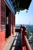 Yuejiang golv arkivbild