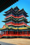 The Yuejiang tower main building Stock Image