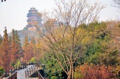 Yuejiang Tower Stock Image