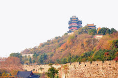 Yuejiang Tower Royalty Free Stock Photo