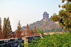 Yuejiang Tower Stock Photos