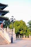 Yuejiang Tower park Stock Photos