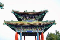 Yuejiang Tower park Stock Image