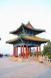 Yuejiang Tower park Royalty Free Stock Photos
