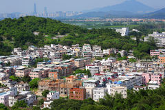 Yuen Long district Stock Image