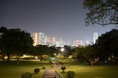 Yuen Long Park, Hong Kong Imagen de archivo