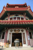 Yuen Yuen Institute temple Royalty Free Stock Image