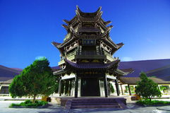 YueQuan pavilion. In  Dunhuang China Stock Images