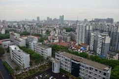 YueYang city, China Stock Photos