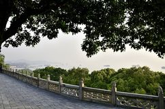 Yueyang City, Hunan province China Stock Photos