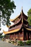 Yueyang City, Hunan province China. Asian beauty Chinese Hunan province Yueyang city Dongting Lake Yueyang Tower Park Stock Image