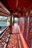 Yueyangstad, de provincie China van Hunan stock afbeeldingen