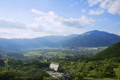 Yufuin landscape Stock Photo