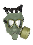 Yugoslav Army Gas mask. Yugoslav people army gas mask Royalty Free Stock Photography