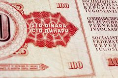 Yugoslavia Royalty Free Stock Photo