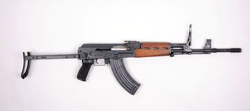 Yugoslavian grenade launcher rifle Stock Photo