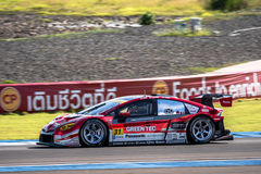 Yuichi Nakayama of apr in GT300 Qualiflying Category at 2015 AUT Stock Photos