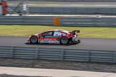 Yuichi Nakayama of apr in Super GT Final Race 66 Laps at 2015 AU Stock Photography