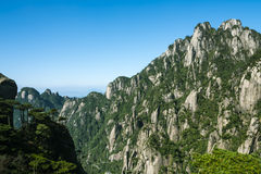 Yujing peaks Royalty Free Stock Photography