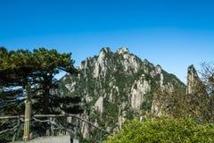 Yujing peaks stock image