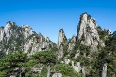Yujing peaks Stock Images