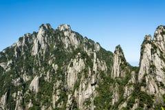 Yujing peaks Stock Photos