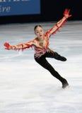 Yukari NAKANO (JPN) free program Stock Images