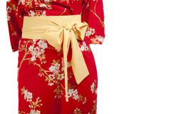 Yukata Royalty Free Stock Photo