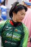 Yukiya Arashiro Team Europcar Royalty Free Stock Photo