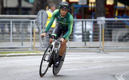 Yukiya Arashiro Team Europcar Stock Photos