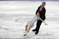 Yuko KAVAGUTI Aleksander/SMIRNOV (RUS) Zdjęcie Stock