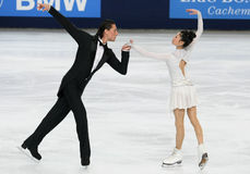 Yuko KAVAGUTI / Alexander SMIRNOV (RUS) Stock Images