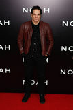 Yul Vazquez. NEW YORK-MAR 26: Actor Yul Vazquez attends the premiere of Noah at the Ziegfeld Theatre on March 26, 2014 in New York City Stock Image