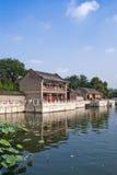 yulan的宫殿 免版税库存图片